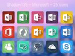 Shadow135 ~ Microsoft Icons