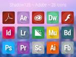 Shadow135 ~ Adobe Icons