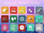 Shadow135 ~ Windows Icons