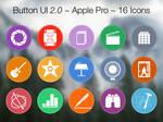 Button UI 2.0 ~ Apple Paid + Pro