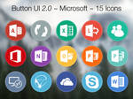 Button UI 2.0 ~ Microsoft Office 2016 + Extras
