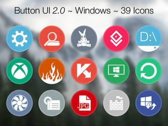 Button UI 2.0 ~ Windows by BlackVariant