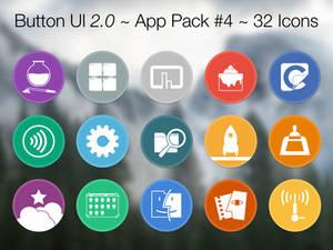 Button UI 2.0 ~ App Pack #4