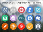 Button UI 2.0 ~ App Pack #5