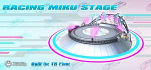 2013 Racing Miku Stage MMD