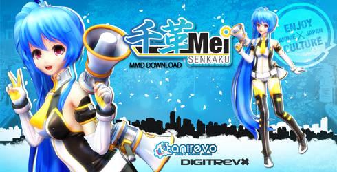 Senmei MMD Digitrevx by Digitrevx