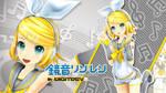 Kagamine Rin V4X Model