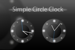 Simple Circlock by avensislgt