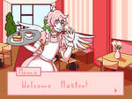(C) Momo Visual Novel Card (animated)