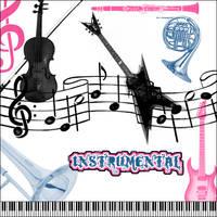 Instrumental Brushes by DJ91
