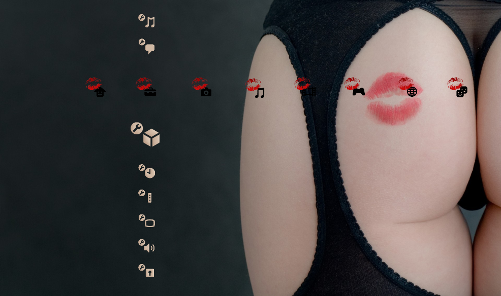 Kiss my PS3 Theme by Keen-Eddie on DeviantArt