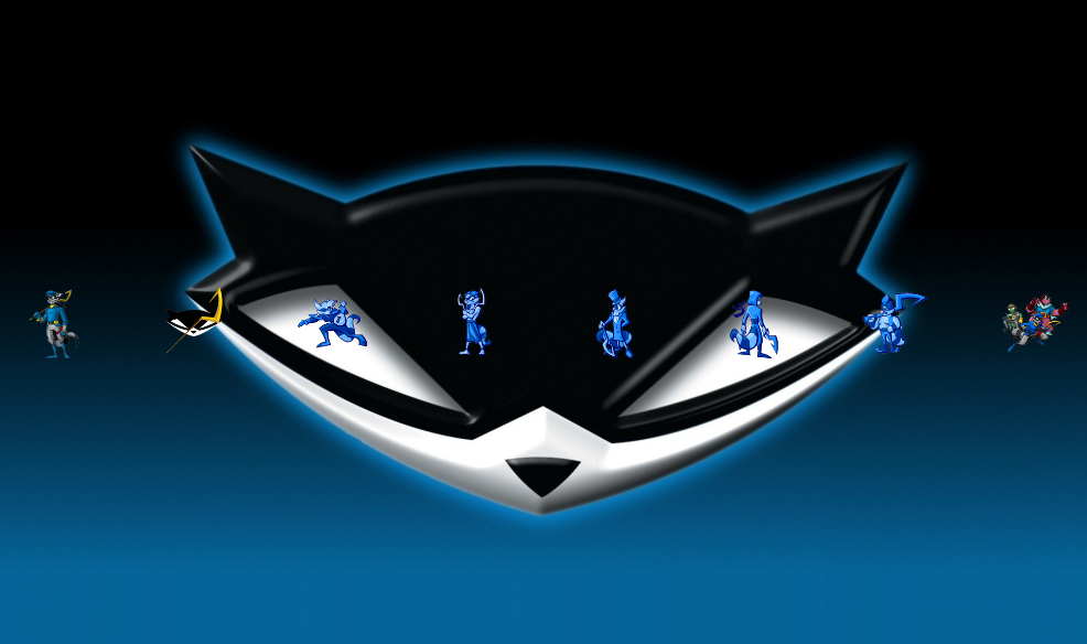 Sly Cooper PS3 Theme by Keen-Eddie ...