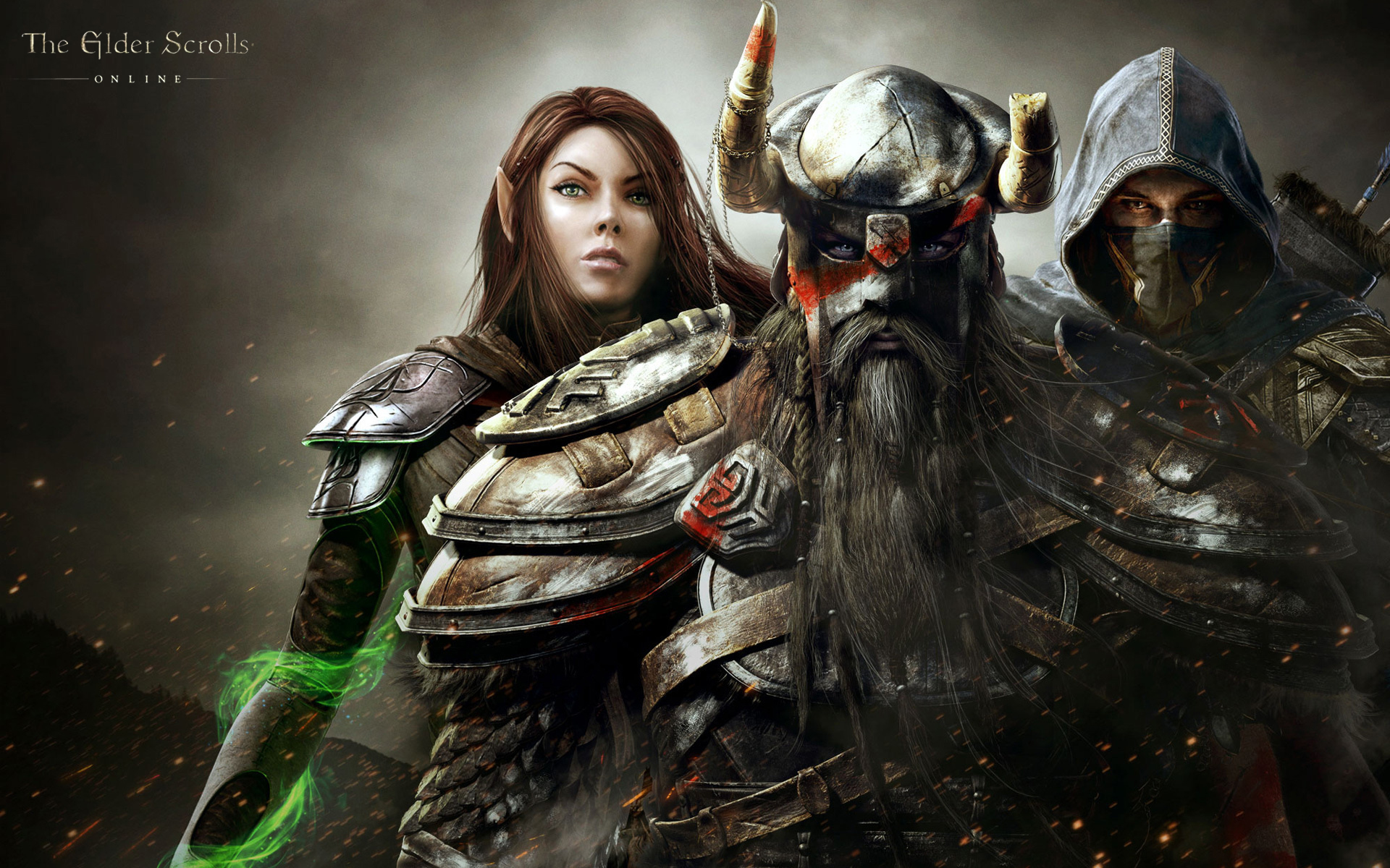 Elder Scrolls Online Wallpaper By Sentientsword On Deviantart
