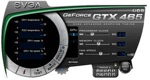 GTX 465 By leandroJVarini