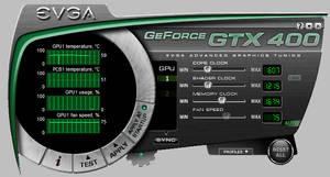 GTX 400 Green By LeandroJVarin