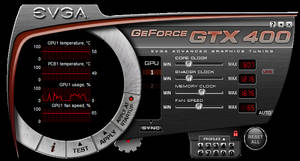 GTX 400 Red By LeandroJVarini