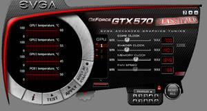 GTX 570 Classified Carbon LJV