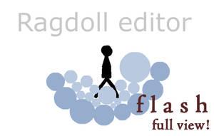 :Ragdoll Editor v1: by veclock