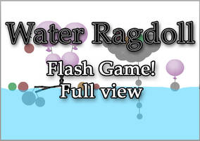 Water Ragdoll by veclock