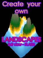 Landscape Generator by veclock
