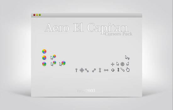 Aero El capitan cursor