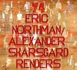 ILTB'S 74 Eric / Alexander Skarsgard PNG Renders