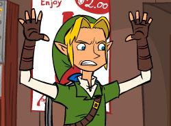 Zelda: A Heart for the Hero