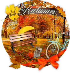 Autumn png pack