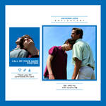 Photopack 1808 . Call by your name Posters