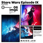 photopack 4525 / star wars episode IX |POSTERS|