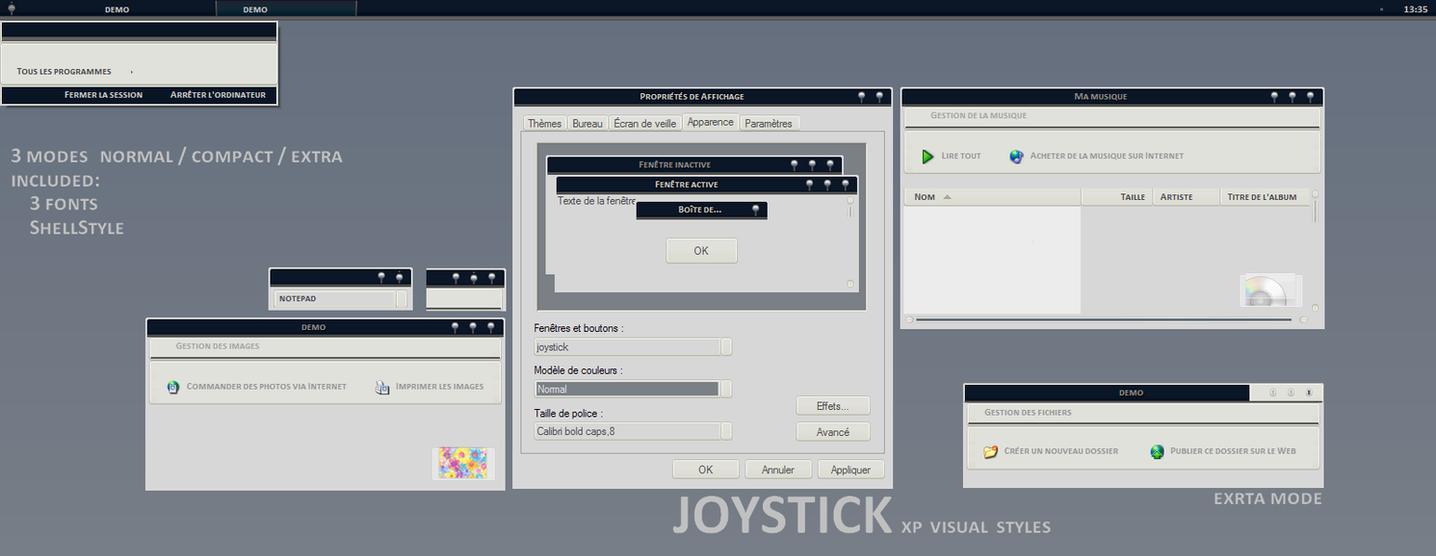 Joystick by krissirk
