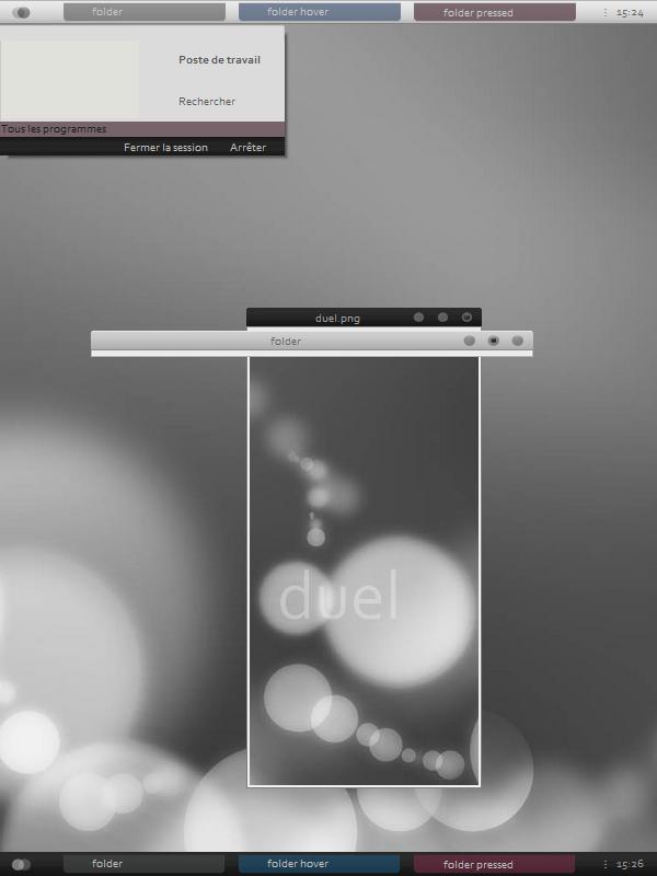 Duel by krissirk