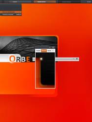 Orbe visual style by krissirk