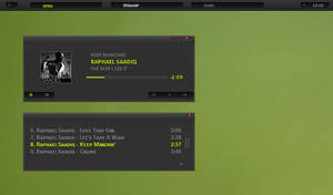 XPro for winamp by krissirk