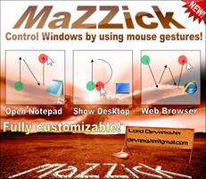 MaZZicK v0.1 by devrexster