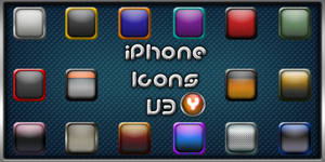 Iphone Icons 3 by yrmybybl