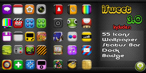 iSweet 3.0 Theme For iPhone