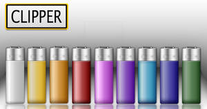 Mini Clipper Lighters