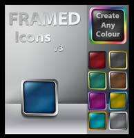 Framed Icons v3 by yrmybybl