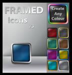 Framed Icons v3