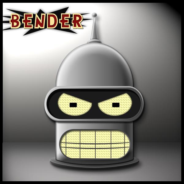 Bender Icon by yrmybybl