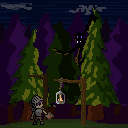 Octobit - #4 - Deep in the Woods by GSavonitti