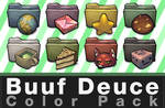Buuf Deuce Mega Pack in Color