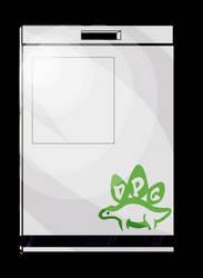 DPG Member Badge template by Cinnabonyx