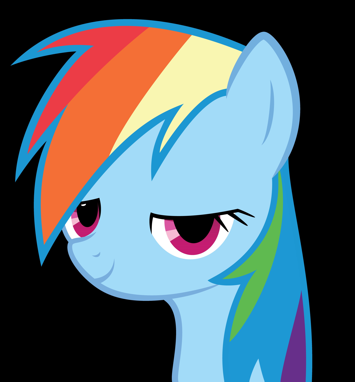 Rainbow Dash - Dude...dude.