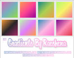 Gradients By Raeshena Batch 2