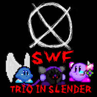 Halloween and Sub Special: Trio in Slender by Masked-Gamer