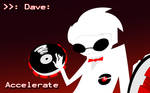 Dave: Accelerate Wallpaper