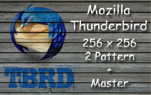 Mozilla Thunderbird Icon by GiggsyBest