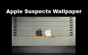 -Apple Suspects- by GiggsyBest
